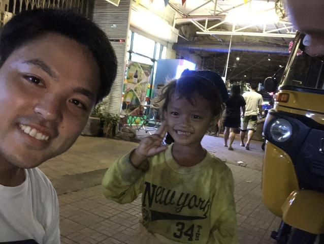 カンボジア訪問