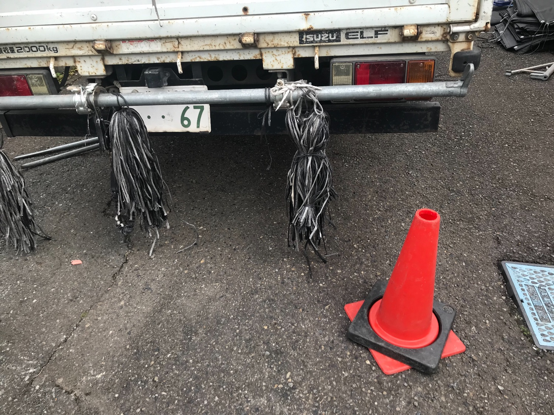神奈川県大和市つきみ野にて仮設工事
