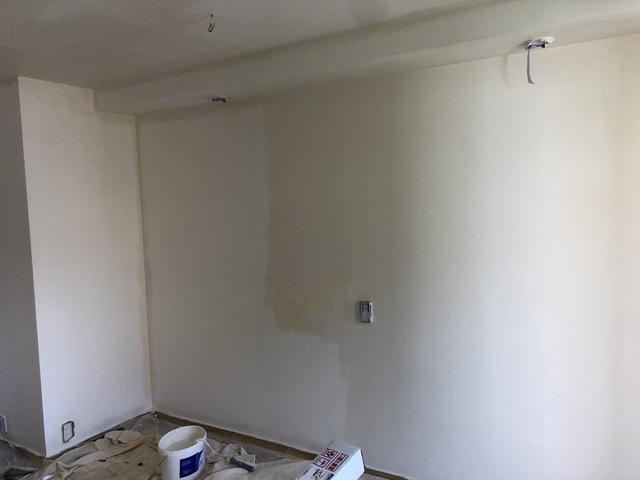 生田内装塗装工事 完了