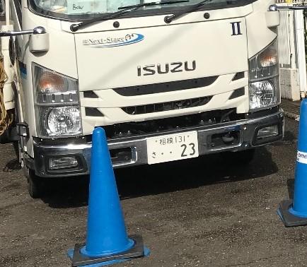 【足場】相模原市緑区若葉台にて仮設工事
