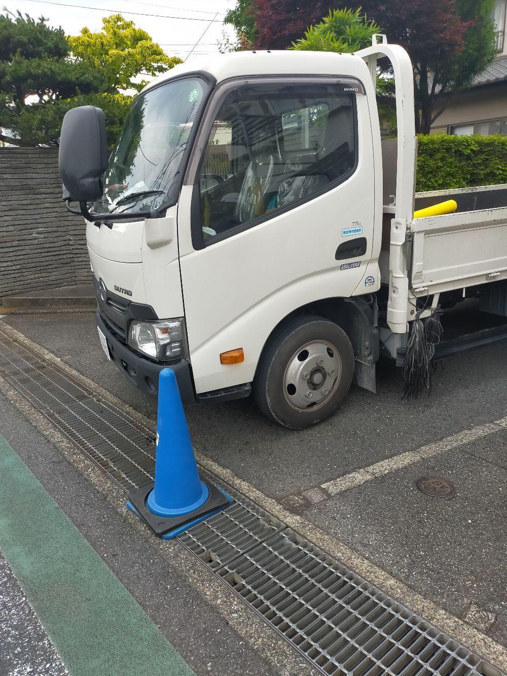 【足場】宮前区馬絹にて仮設工事