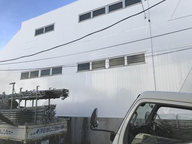 藤沢市にて塗装仮設工事