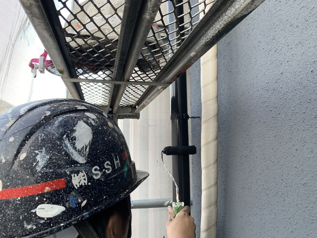 一般戸建て塗装工事