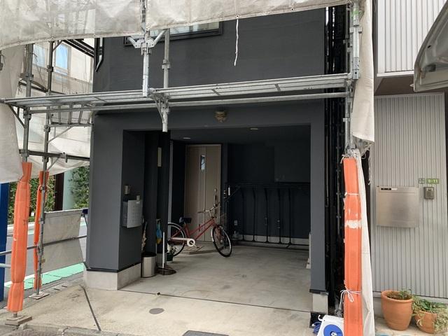 一般戸建て住宅塗装工事