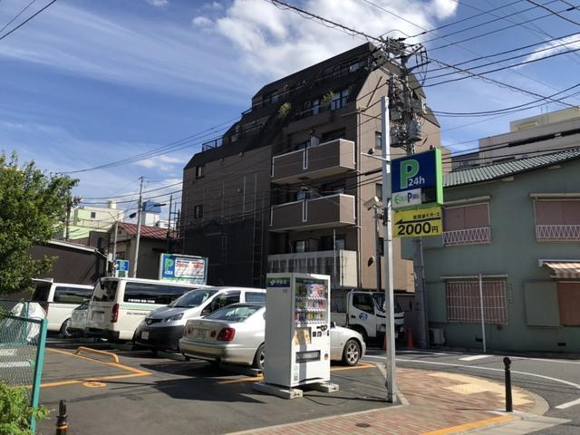 文京区大規模仮設工事