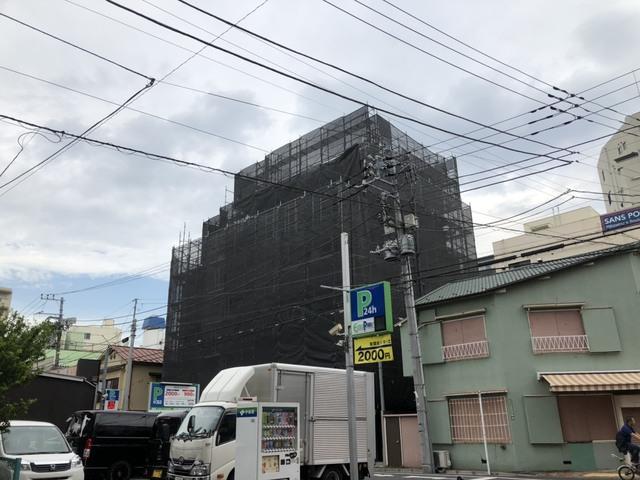 文京区大規模修繕工事