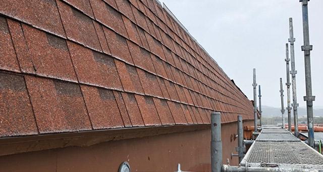 屋根事業部